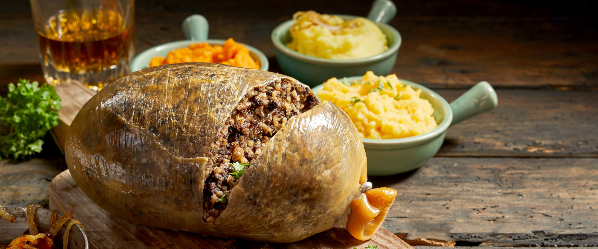 Haggis... The Robbie Burns Day Classic | The Healthy ...